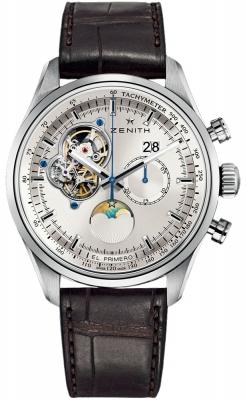 Zenith El Primero Chronomaster Open Grande Date 03.2160.4047/01.c713