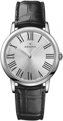 Zenith Elite Classic 39mm 03.2290.679/11.c493