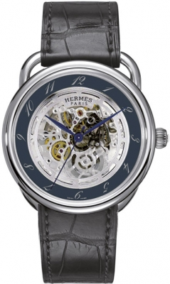 Hermes Arceau Squelette Automatic TGM 41mm W035080WW00