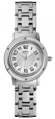 Hermes Clipper Quartz PM 24mm 035318WW00