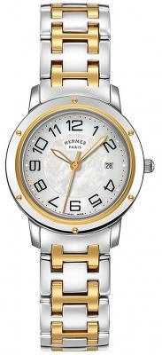 Hermes Clipper Quartz MM 28mm 035344WW00