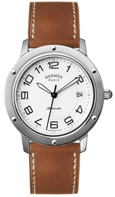 Hermes Clipper Automatic GM 39mm 035373WW00