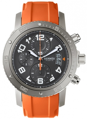Hermes Clipper Chrono Automatic Maxi 44mm 035437WW00