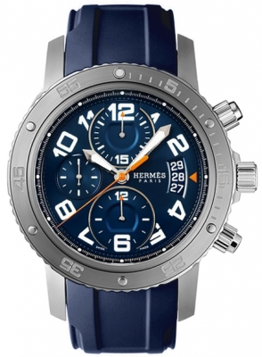 Hermes Clipper Chrono Automatic Maxi 44mm 036058WW00