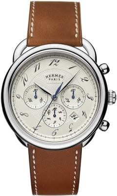 Hermes Arceau Automatic Chronograph 43mm 036355ww00