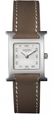 Hermes H Hour Quartz 21mm 036709WW00