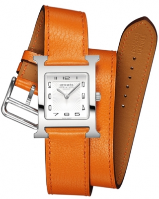 Hermes H Hour Quartz 21mm 036713WW00