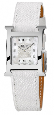 Hermes H Hour Quartz 21mm 036744WW00