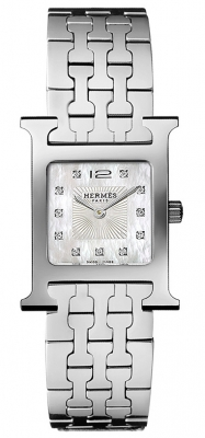 Hermes H Hour Quartz 21mm 036745WW00