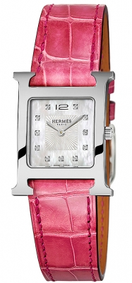 Hermes H Hour Quartz 21mm 036748WW00