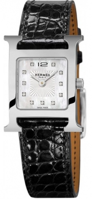 Hermes H Hour Quartz 21mm 036749WW00