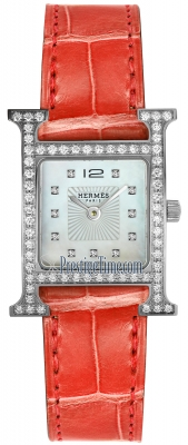Hermes H Hour Quartz 21mm 036764ww00