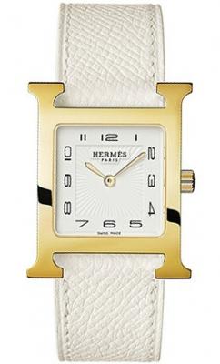 Hermes H Hour Quartz Medium MM 036781WW00