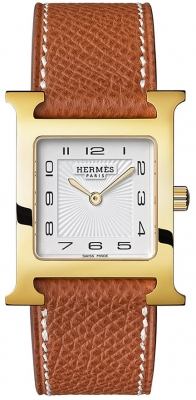 Hermes H Hour Quartz Medium MM 036783WW00