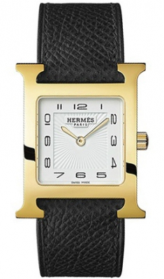 Hermes H Hour Quartz Medium MM 036784WW00