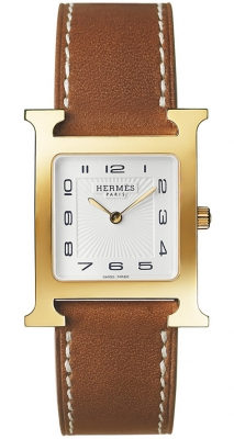 Hermes H Hour Quartz Medium MM 036785WW00