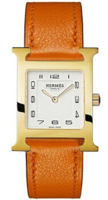 Hermes H Hour Quartz Medium MM 036786WW00