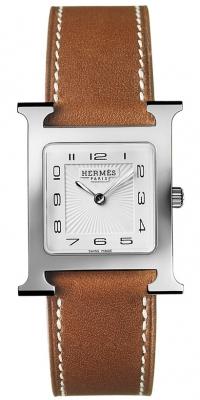 Hermes H Hour Quartz Medium MM 036793WW00