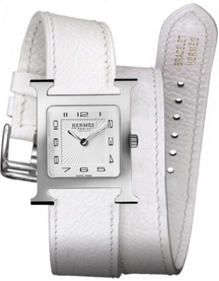 Hermes H Hour Quartz Medium MM 036808WW00