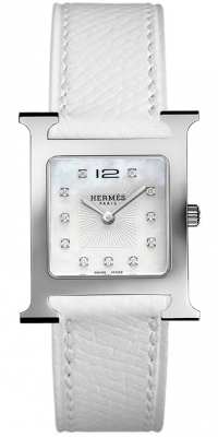 Hermes H Hour Quartz Medium MM 036810WW00
