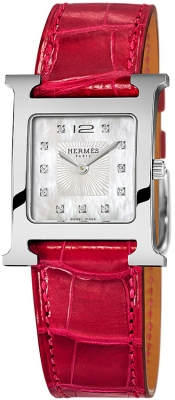 Hermes H Hour Quartz Medium MM 036811WW00
