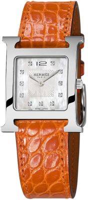 Hermes H Hour Quartz Medium MM 036812WW00