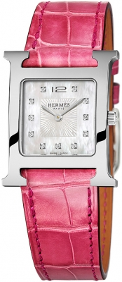 Hermes H Hour Quartz Medium MM 036813WW00