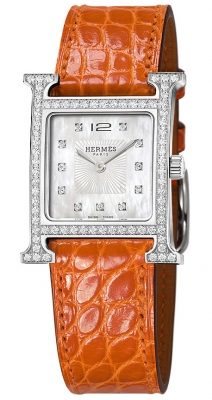 Hermes H Hour Quartz Medium MM 036818WW00
