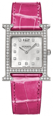 Hermes H Hour Quartz Medium MM 036819WW00