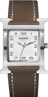 Hermes H Hour Quartz 30.5mm 036835WW00