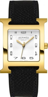 Hermes H Hour Quartz 30.5mm 036843WW00