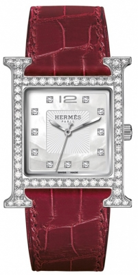 Hermes H Hour Quartz 30.5mm 036850WW00