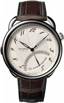Hermes Arceau Le Temps Suspendu 43mm 036873WW00