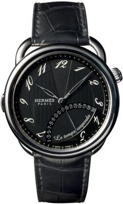 Hermes Arceau Le Temps Suspendu 43mm 036874WW00