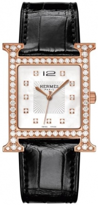 Hermes H Hour Quartz Large TGM 037974WW00
