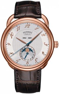 Hermes Arceau Grande Lune Automatic 43mm 038014ww00