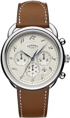Hermes Arceau Automatic Chronograph 43mm 038694WW00