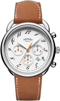 Hermes Arceau Automatic Chronograph 43mm 038695WW00