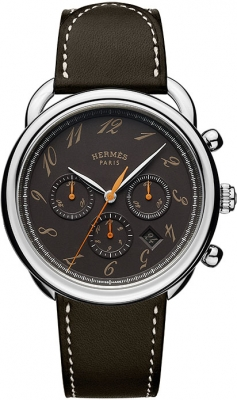 Hermes Arceau Automatic Chronograph 43mm 038700WW00
