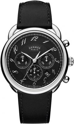 Hermes Arceau Automatic Chronograph 43mm 038701WW00