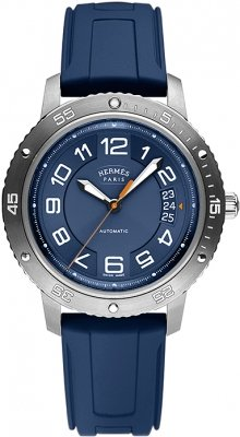 Hermes Clipper Sport Automatic TGM 41mm 038914WW00