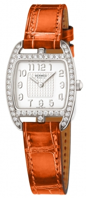 Hermes Cape Cod Tonneau Quartz Small PM 039070WW00