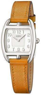 Hermes Cape Cod Tonneau Quartz Small PM 042784ww00