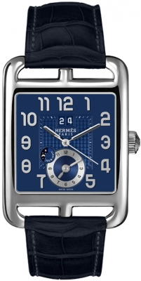 Hermes Cape Cod GMT Automatic Large TGM 039212WW00