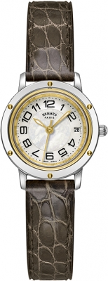 Hermes Clipper Quartz PM 24mm 039392WW00