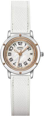 Hermes Clipper Quartz PM 24mm 039393WW00