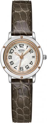 Hermes Clipper Quartz PM 24mm 039394WW00