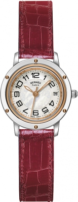 Hermes Clipper Quartz PM 24mm 039396WW00