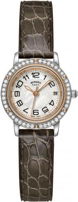 Hermes Clipper Quartz PM 24mm 039397WW00