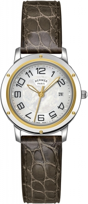 Hermes Clipper Quartz MM 28mm 039406WW00